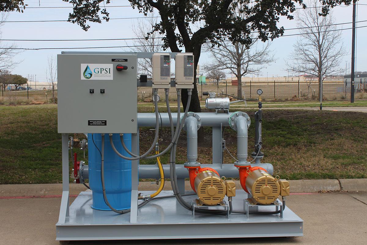 Mt Olivet Irrigation Pump Station Greenscape Pump