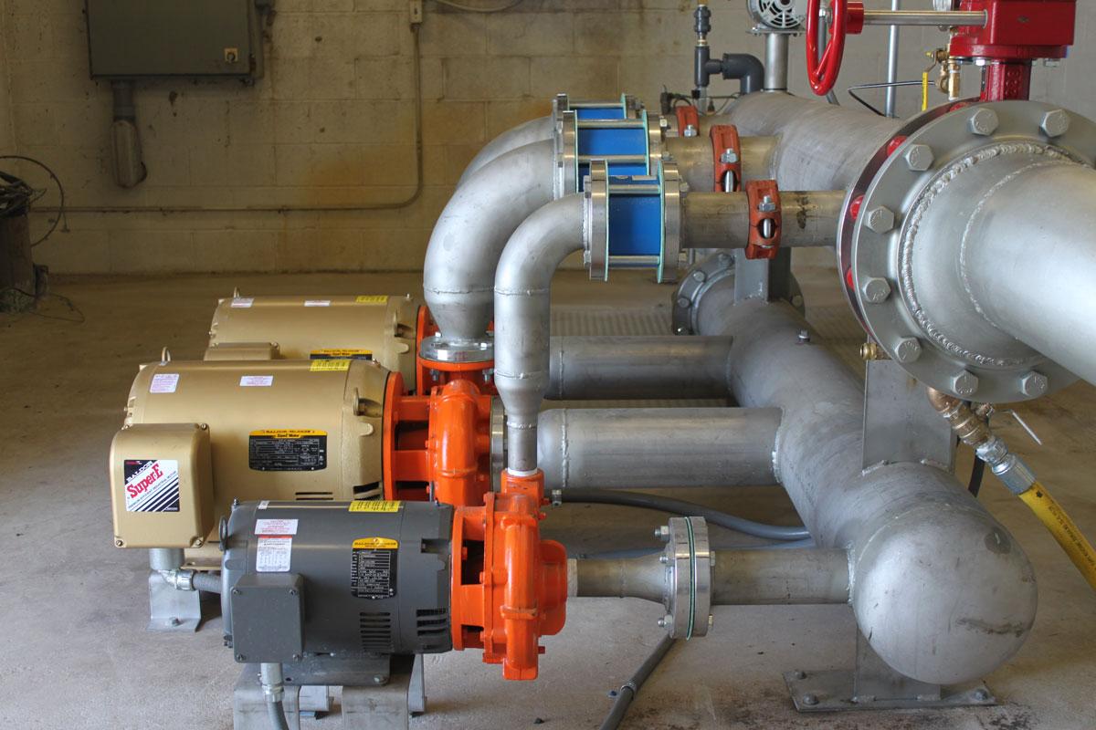 Pump Stations